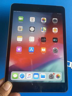 32GB Apple Ipad Mini 2 (Retina Display/ 2 HD camera / IOS 12) WiFi + Cellular (LTE) with full pack complete Accessories for Sale in El Monte,  CA
