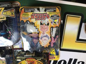 6 dragon ball Z Set nib 2001 Irwin toys for Sale in Virginia Beach, VA