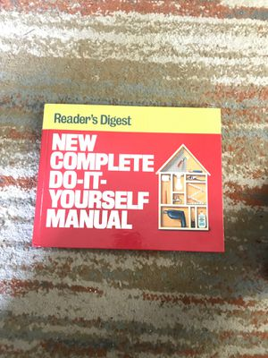 Readers Digest New Complete Do It Yourself Manual for Sale in Olympia, WA