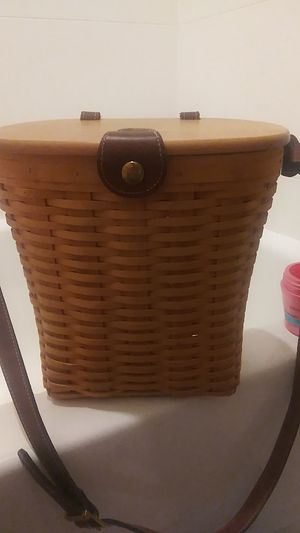 Longaberger basket.... for Sale in Tacoma, WA