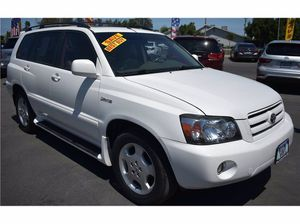 2005 Toyota Highlander for Sale in Atwater, CA