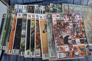 Wildlife Art magazines for Sale in Galt, CA