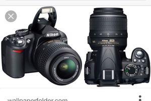 Nikon D3100 SLR Camera! for Sale in Sacramento, CA