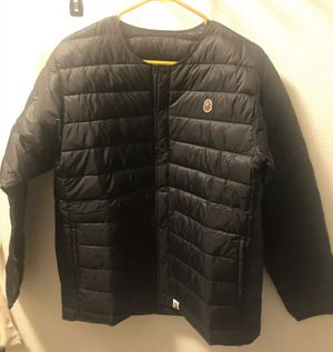 BAPE puffer down light jacket size XL for Sale in Lakeside, CA
