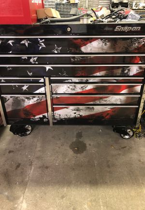 Snap on tool box for Sale in FL, US