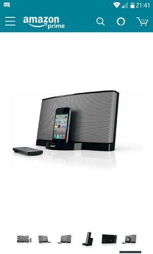 BOSE ipod and Aux Speaker for Sale in San Diego, CA