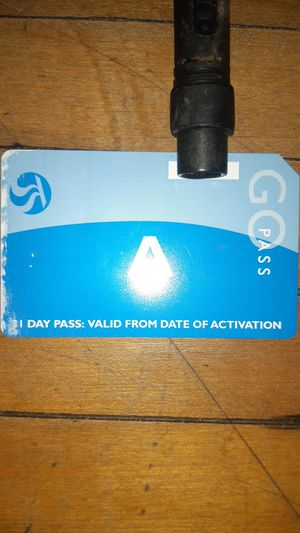 31 day inactivated bus pass for Sale in Spokane, WA