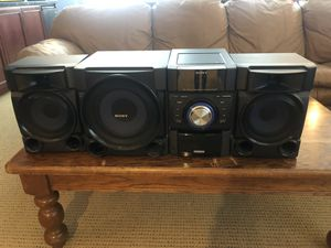 Sony stereo system for Sale in Norco, CA