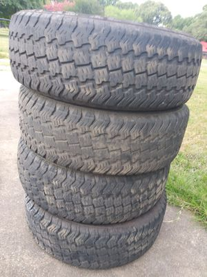 265/70R17 All terrain for Sale in Troup, TX