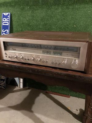 Vintage Panasonic Technics Receiver for Sale in Harrisburg, PA