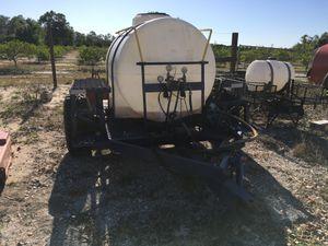 Herbicide rig for Sale in Frostproof, FL