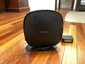 Belkin N450 dual band wireless router for Sale in Vienna, VA