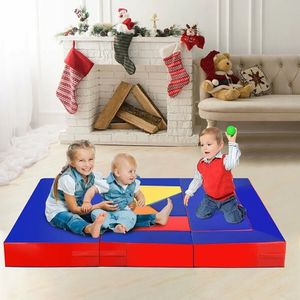 4-In-1 Crawl Climb Foam Shapes Toddler Kids Playset SP36959 for Sale in Mission Viejo, CA