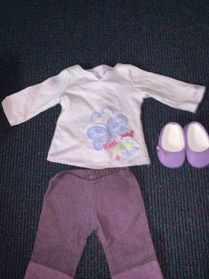 American girl clothes for Sale in Manassas, VA