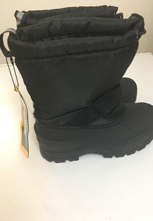 Northside 33 Boys Girls Toddler/Little Kids/Big Kids Frosty Winter Snow Boot … for Sale in South Windsor, CT