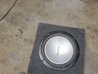 Kenwood 12 for Sale in Fresno,  CA