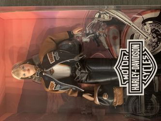 Barbie Collectibles Harley Davidson Motor Cycles Collector Edition for Sale in Spring,  TX
