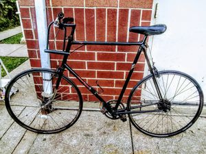 Men's super tall KHS lightweight single speed road bike for Sale in Chicago, IL