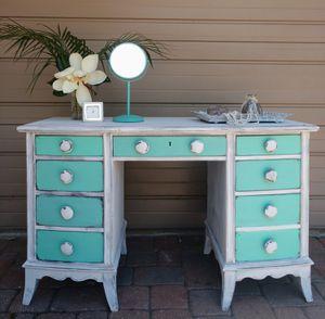 BEACH HOUSE Salty Coastal Vanity Desk for Sale in St. Petersburg, FL
