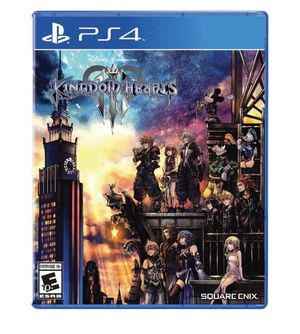 Kingdom hearts 3 for Sale in Marietta, GA