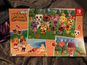 Animal Crossing Exclusive Poster for Sale in Los Angeles, CA