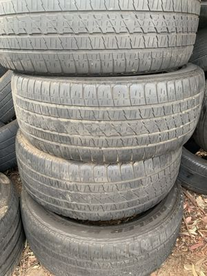 Tires 285-45r22 Bridgestone for Sale in Anaheim, CA