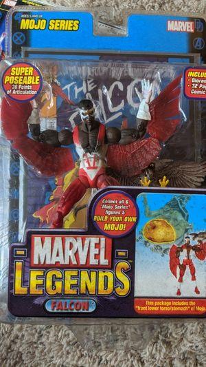 Marvel legends toybiz falcon variant rare for Sale in Houston, TX