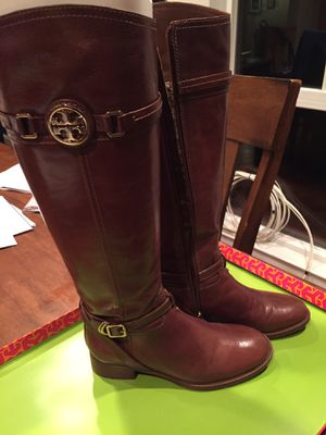 Tory Burch Boots 6.5 for Sale in Los Alamitos, CA