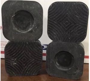 Front Load Washer Dryer Anti-Vibration Pads Set of 4 for Sale in Lemont, IL