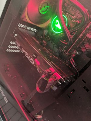 Ultimate Gaming PC with accessories for Sale in Tallahassee, FL