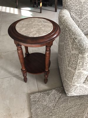 Small Accent Table for Sale in San Tan Valley, AZ