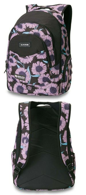 Brand NEW! DAKINE Multipocket Flower Printed Travel Backpack For Everyday Use/Work/School/Traveling/Outdoors/Hiking/Biking/Camping/Sports/Gym/Summer for Sale in Carson, CA