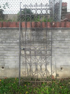 Attractive Wrought Iron Gate for Sale in PA, US