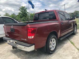 Nissan Titan for Sale in Houston, TX
