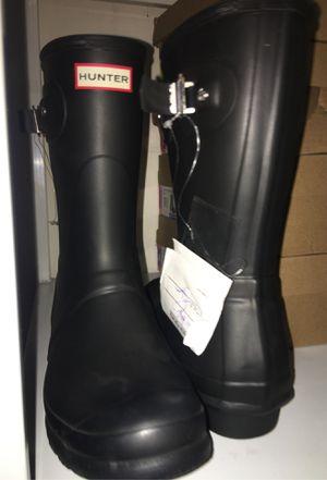 Hunter Rain boots for Sale in Hesperia, CA
