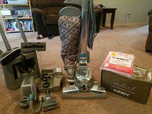 Kirby sentria vacuum and shampooer for Sale in Ridgefield, WA