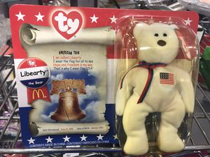 Libearty Beanie Baby for Sale in Evesham Township, NJ