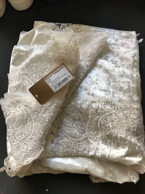 Velvet Tablecloth new! for Sale in Boston, MA