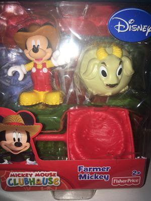 Fisher Price Farmer MICKEY (2009) Mickey Mouse ClubHouse for Sale in Corona, CA