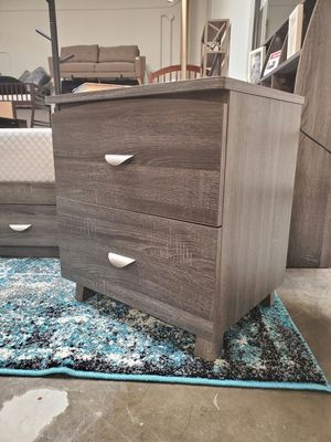 Night Stand, Distressed Grey, SKU Y1603 for Sale in Santa Ana, CA