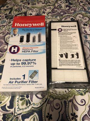 Honeywell HEPA FILTER (H) for Sale in Cedartown, GA