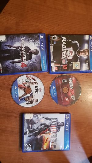 Ps4 games for Sale in Portland, OR