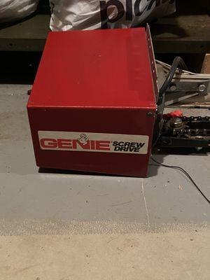 Genie Garage Door Opener for Sale in Vanport, PA