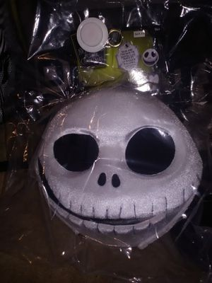 Jack mask nightmare before Christmas for Sale in Sacramento, CA