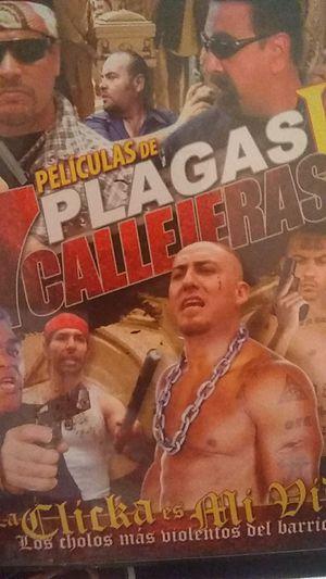películas de cholos DVD for Sale in La Puente, CA
