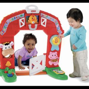 Fisher-Price Laugh & Learn Learning Farm for Sale in Darien, CT