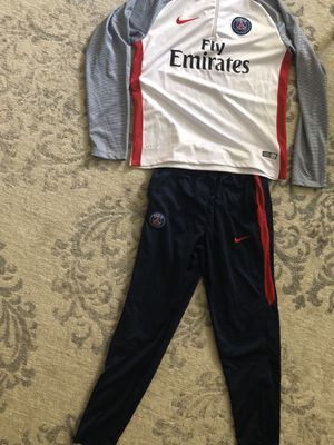 Psg training pants + sweater for Sale in Miami, FL