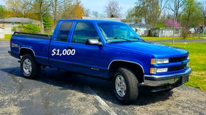 🇺🇸🎀1997 Chevrolet C/K Pickup 1500 Silverado Z71🎀🇺🇸 for Sale in St. Louis, MO