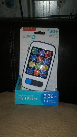 Fisher Price- Smartphone for Sale in Saint Joseph, MO