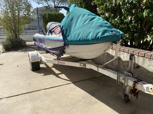 Yamaha jet ski with trailer for Sale in Ontario, CA